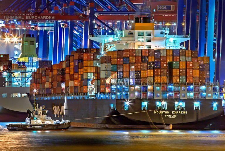 navio de cargas