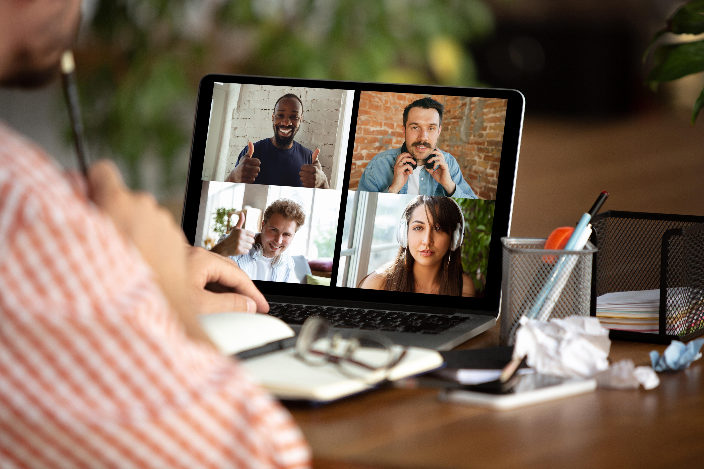 reunião virtual
